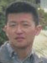 中田充容疑者の顔写真の画像