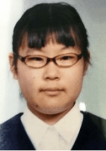 藤原萌さんの顔写真の画像