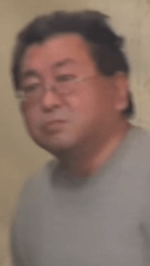 海老原忠智容疑者の顔写真の画像
