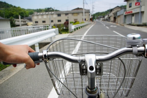 札幌市で自転車ひき逃げ事件のイメージ画像
