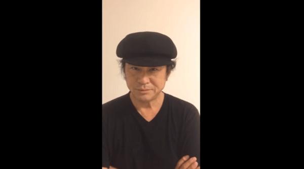 松居一代さんの動画に映る船越英一郎さんのキャプチャ画像