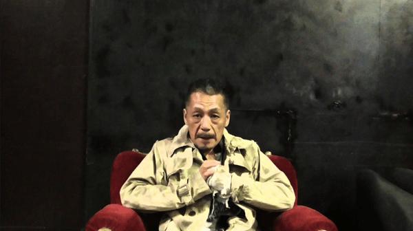 舞台から転落して死亡した俳優・中嶋しゅうさんの画像