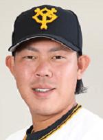 山口俊投手の顔写真の画像