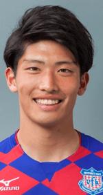 道渕諒平選手の顔写真の画像
