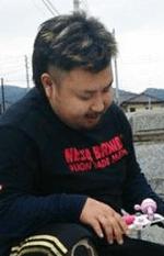 小松博文容疑者の顔写真の画像
