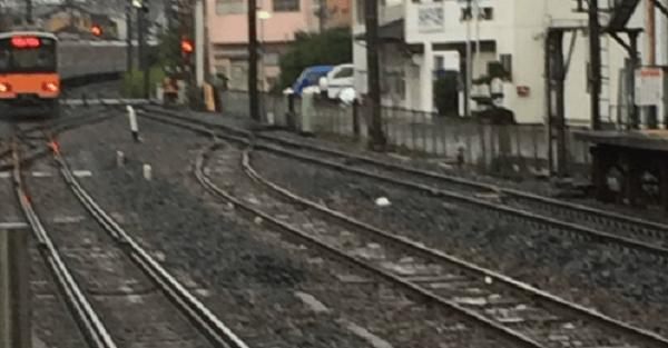 東武線・春日部-北春日部間で人身事故の画像