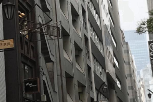 中央区日本橋で爆発事故の画像