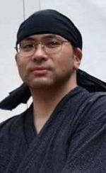 るろうに剣心・作者の和月伸宏容疑者の顔写真の画像