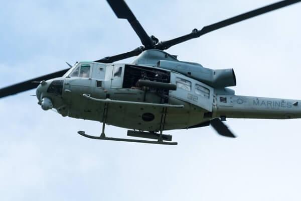 群馬県上野村でヘリコプター墜落事故のニュースキャプチャ画像