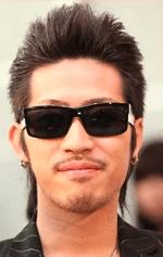 ヒルクライムのDJ KATSUの顔写真の画像