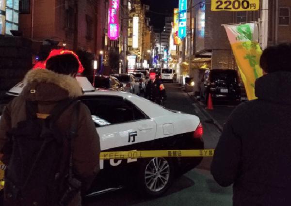 歌舞伎町のラブホ「アランド」で女性の殺人事件の画像