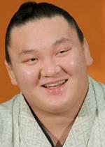 横綱・白鵬の顔写真の画像