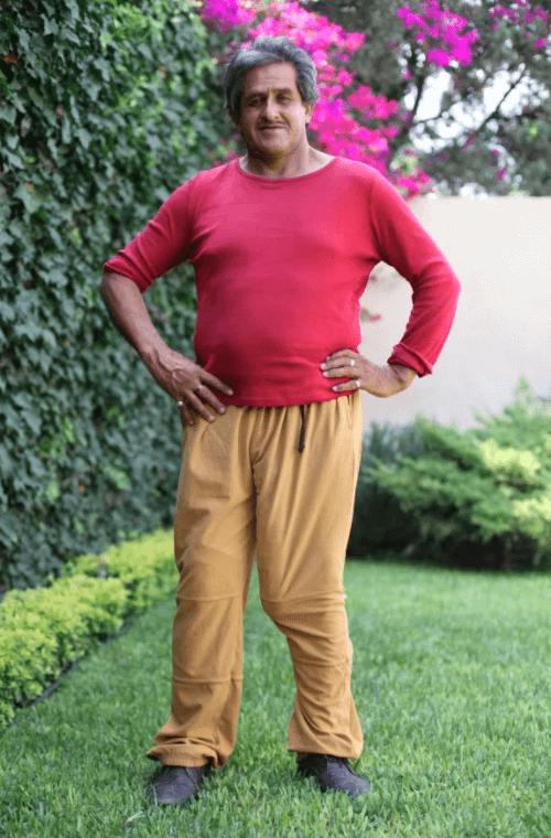 ペニスのギネス世界記録保持者のカブレラさんの画像