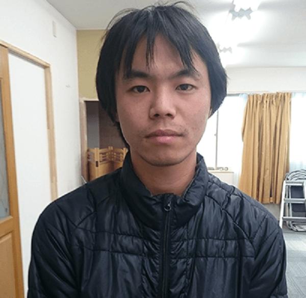 公開大捜索に出演した記憶喪失の和田竜人さんの画像