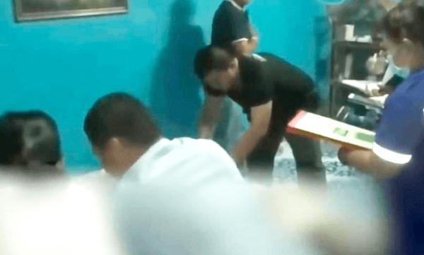 タイで宝くじを紛失し自殺を図り死亡した現場の画像