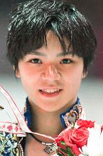 宇野昌磨さんの顔写真の画像