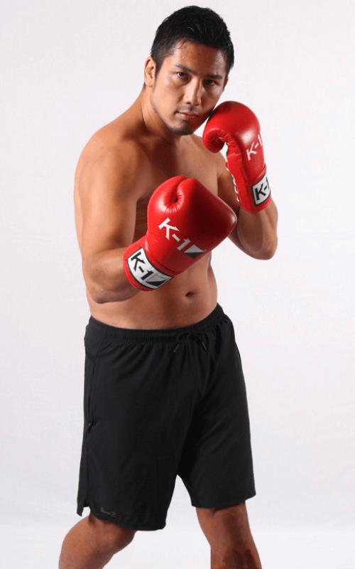 元K-1選手KOICHIの画像