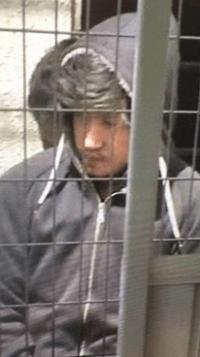 鹿嶋学容疑者の顔写真の画像