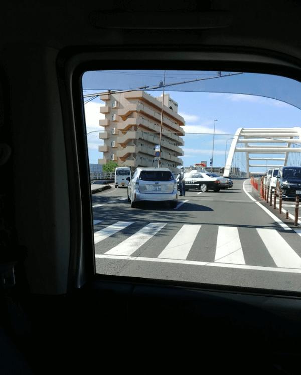 高知市の鏡川大橋付近で学生死亡事故の画像