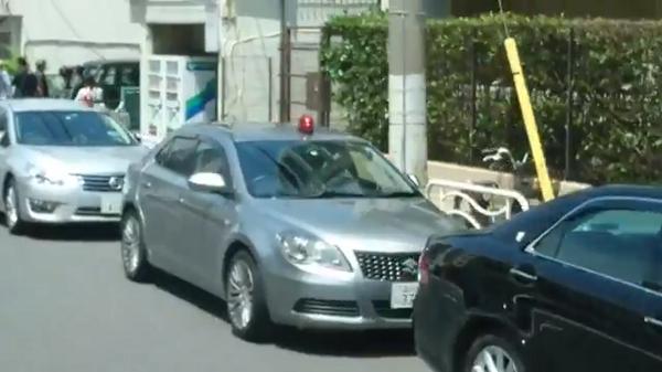 江東区扇橋の通り魔傷害カッター切りつけ事件の現場写真画像