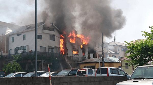福岡市南区老司の火事情報[今日の火災速報]ツイッ …