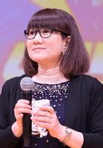 しんちゃん役・矢島晶子さんの顔写真の画像
