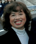 宮崎県川南町議員・徳弘美津子さんの顔写真の画像