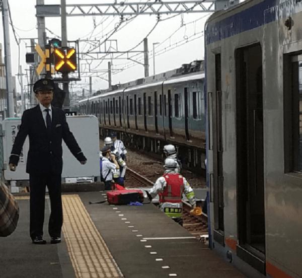 瀬谷 駅 自殺