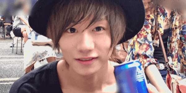 渡辺陽太容疑者のTwitterに投稿されていた顔写真の画像