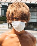 稲井大輝の顔写真の画像