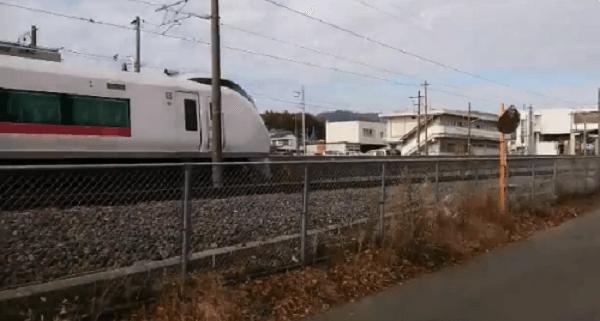 常磐線の小木津駅で人身事故の現場画像