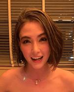 モデル・ダンシーシャノン美沙容疑者の顔写真の画像