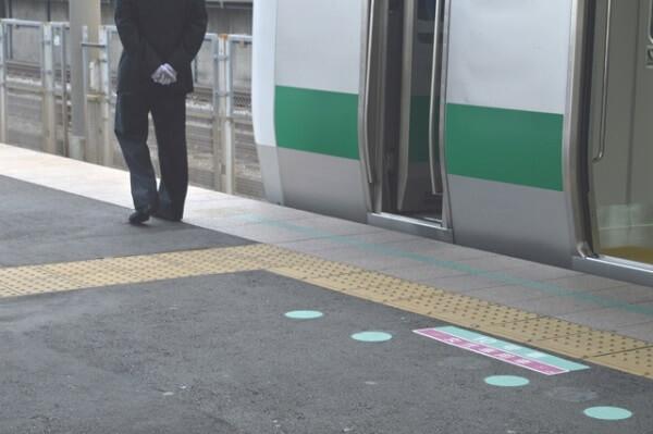 新青森駅で車掌置き去りで発車ニュースのイメージ画像