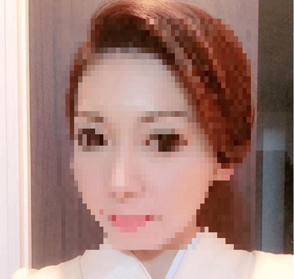 大島綾容疑者の顔写真の画像