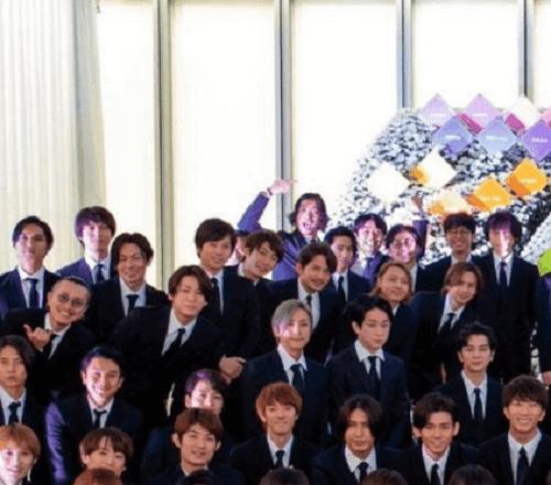 写真 家族 ジャニー 喜多川 葬