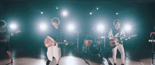 サイタくん所属のバンド・モノガタリの画像
