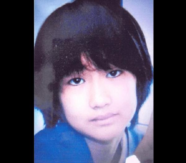 大阪市住吉区で行方不明になっている赤坂彩葉さんの顔写真の画像