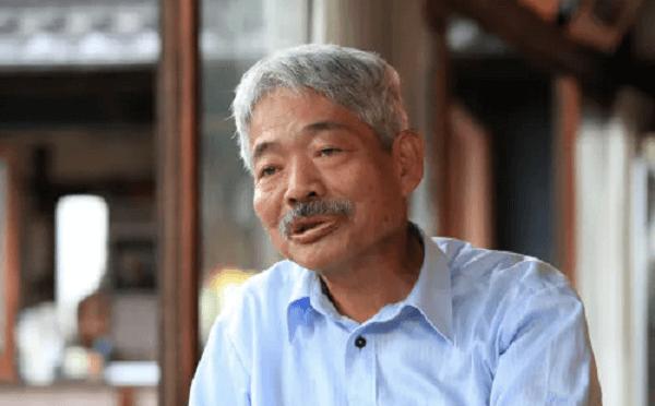 中村哲医師の顔写真の画像