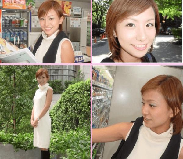 櫻井翔さんと熱愛報道されている高内三恵子さんの顔写真の画像