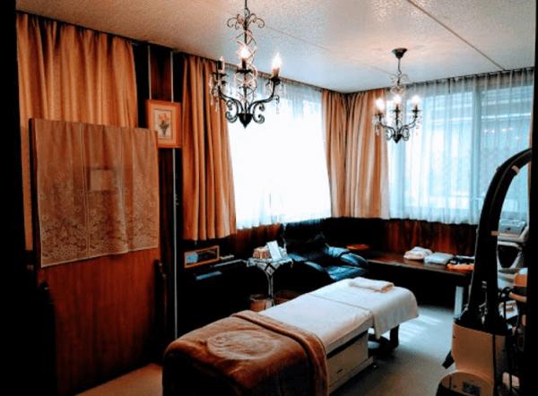 矢追医院の個室の画像