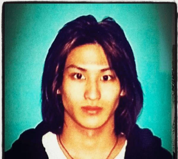 RAGGASHUCOこと増渕朱公容疑者の顔写真の画像