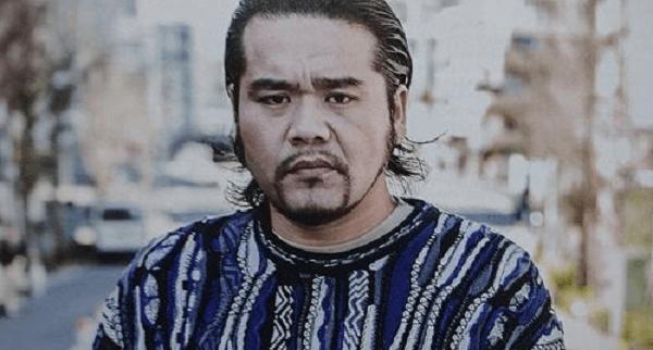 漢 a.k.a. GAMIこと川上国彦容疑者の顔写真の画像