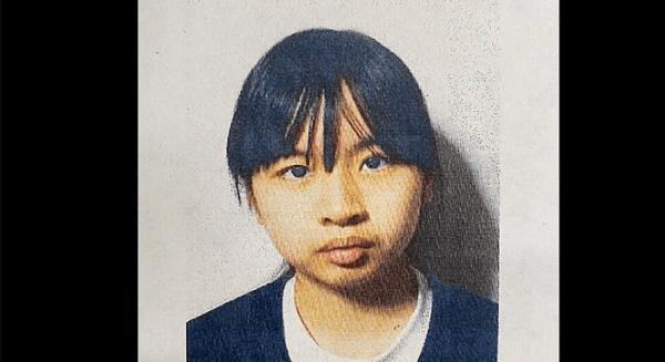 習志野市の中3少女・齊田悠紀恵さんの顔写真の画像