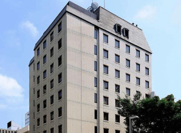 ホテルエスプル名古屋栄で飛び込み自殺のイメージ画像