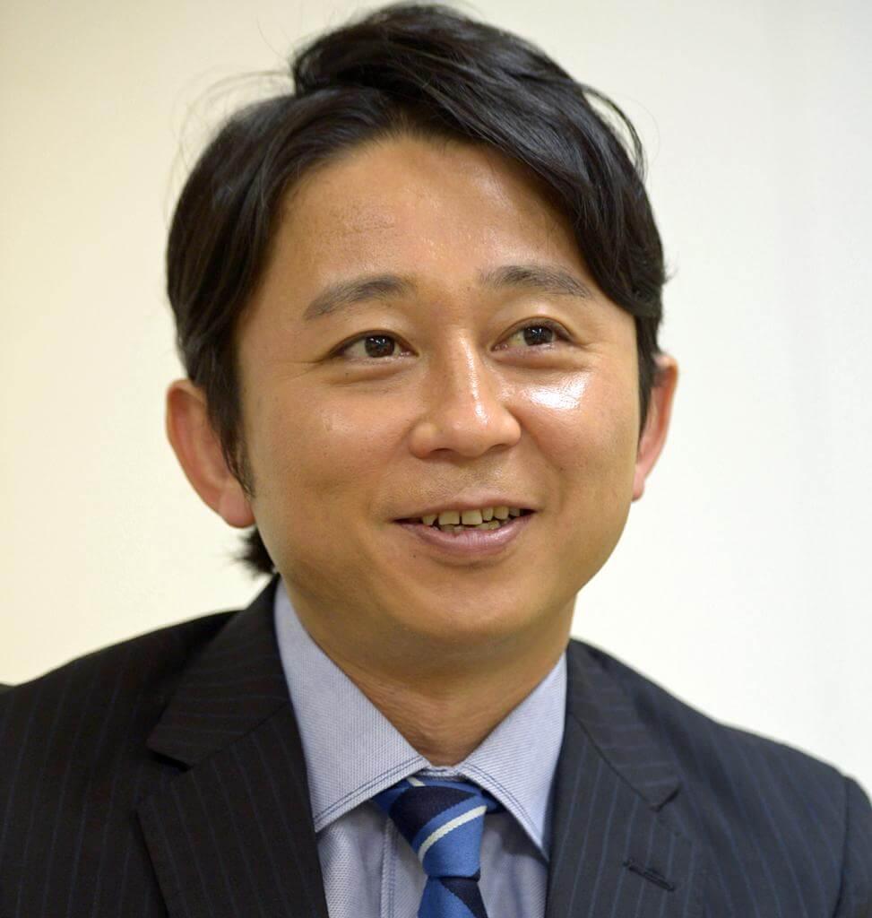 有吉弘行さんの顔写真の画像